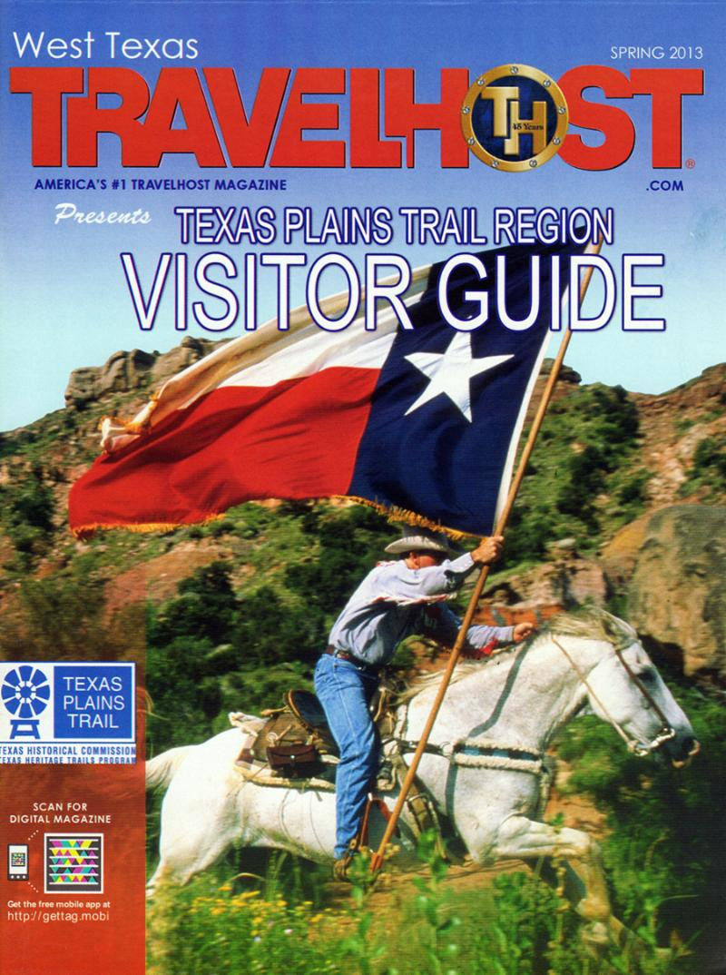 Visitor Guide 2013 cover