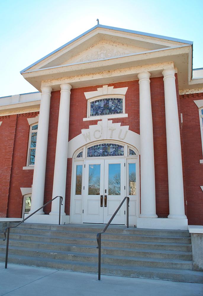 WCTU Hemphill County Library