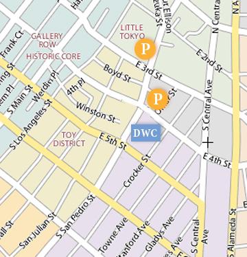 DWC new map