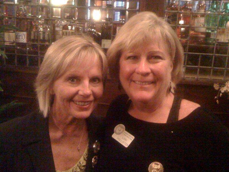 Gov.Cheri Fleming & Lori Hollister