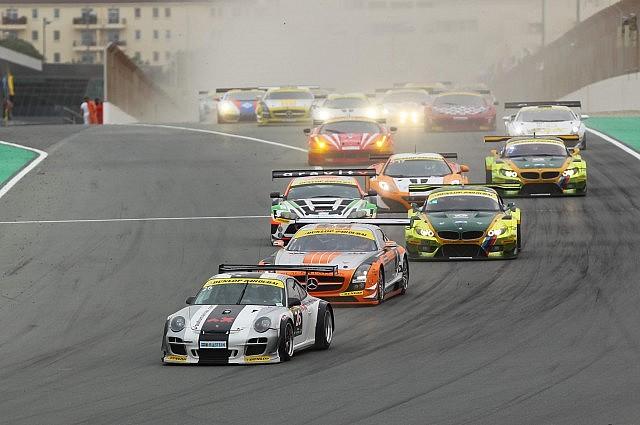 Start of the 2013 Dubai 24 Hours