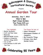 Bobcaygeon Garden Tour