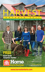 Harvest Guide