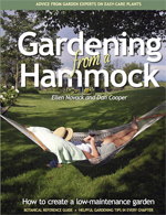 Gardening from a Hammock