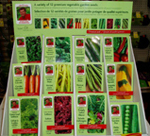 Vegetable Seed Collection