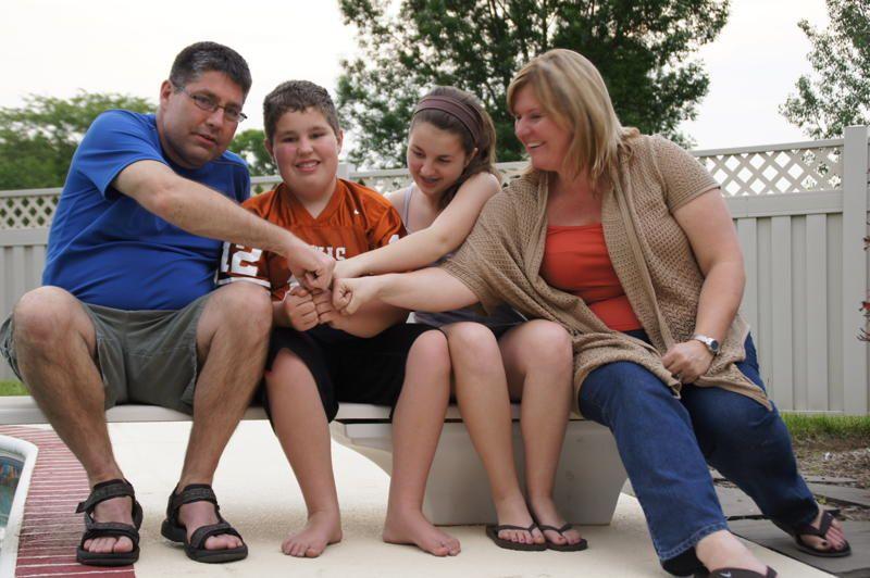 Teresa Harris Family