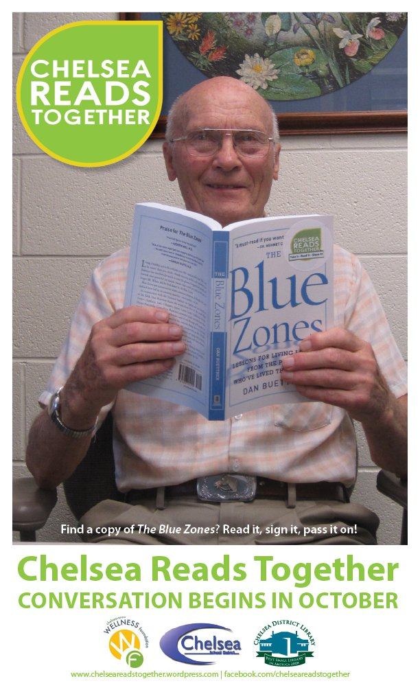 Elmer Greenwald reads The Blue Zones