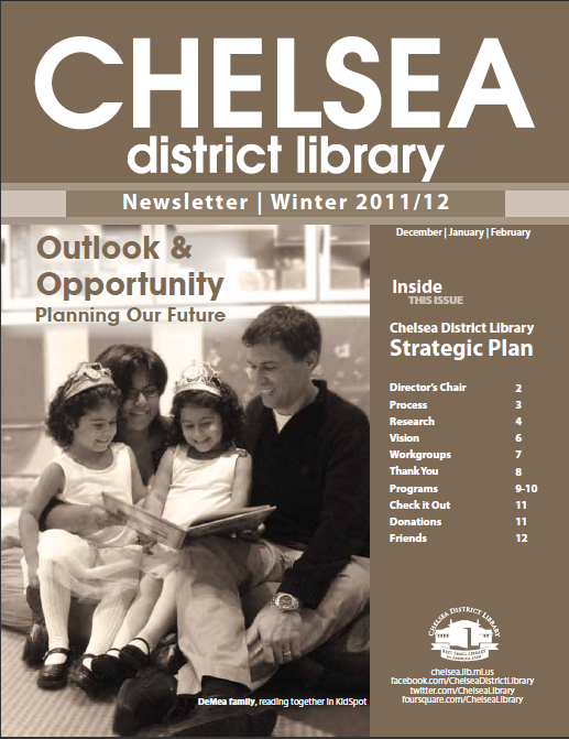 Winter Newsletter 2011/12