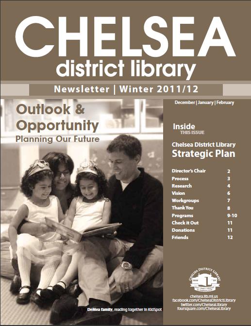Winter Newsletter 2011/12