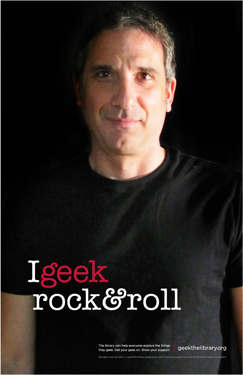 I geek rock and roll