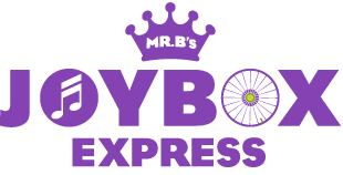 Mr. B's Joybox Express logo