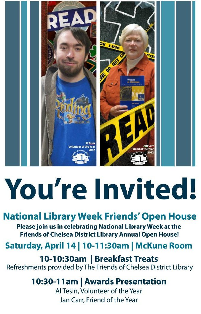 National Library Week 2012