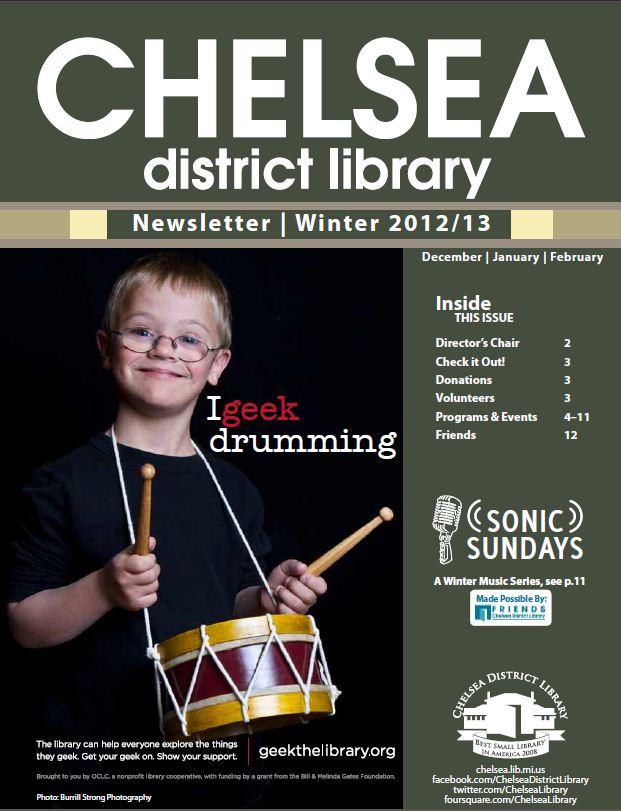 Winter 2012/13 Newsletter