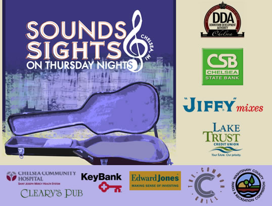 Sounds & Sights on Thursday Nights