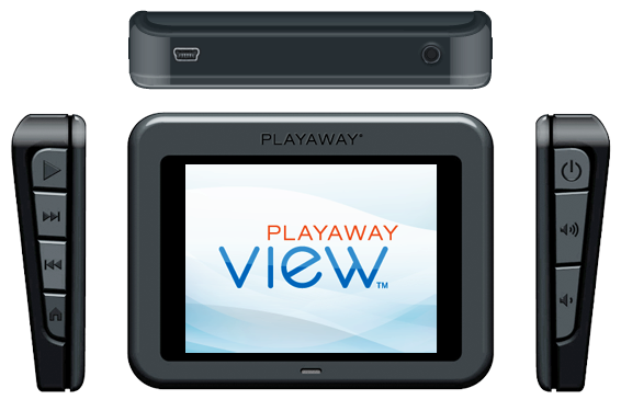 Playaway View Demo