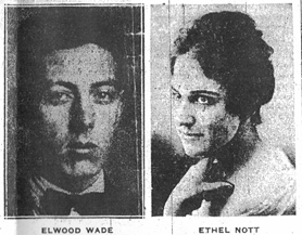 Ellwood Wade and Ethel Nott