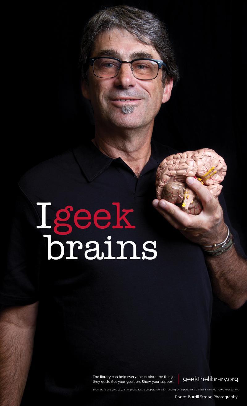 I geek brains