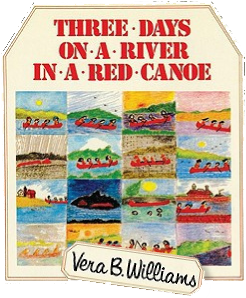 Three Days on a River in a Red Canoe