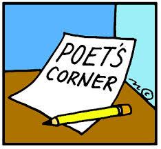 poet's corner cartoon drawing