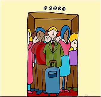elevator people
