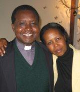 John and Jolly at Resurrection Anglican Church