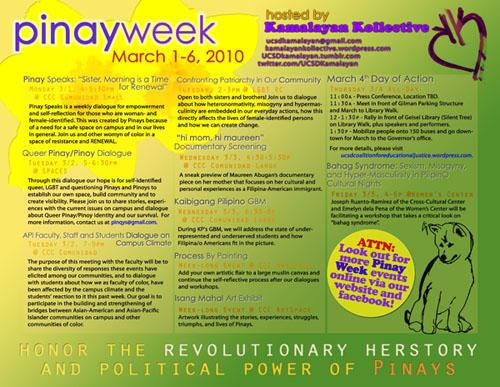 pinayweek