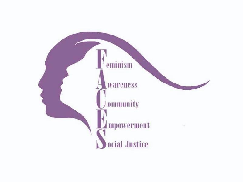 women's center faces logo