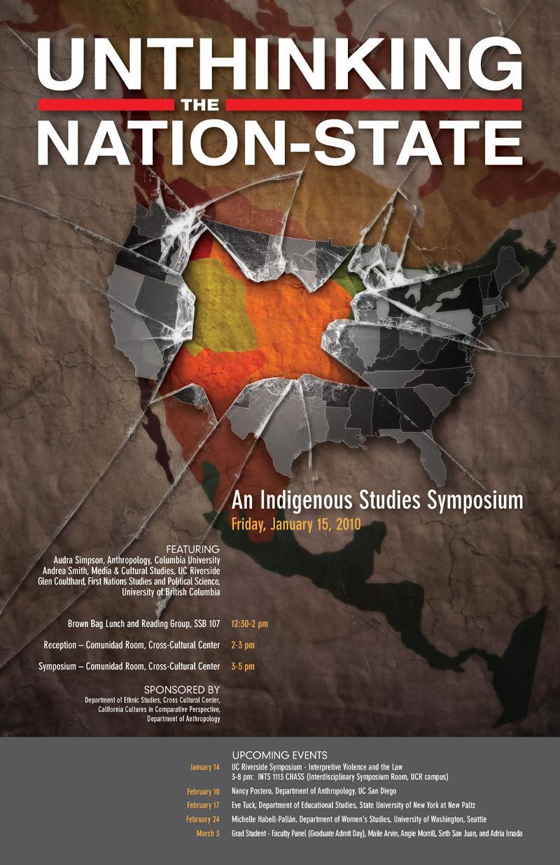 unthinking nation state