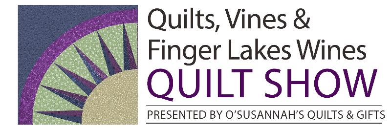 Quilts, Vines and Finger Lakes Wines