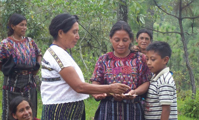Asociatioìn de Mujeres Sembradoras de Esperanza