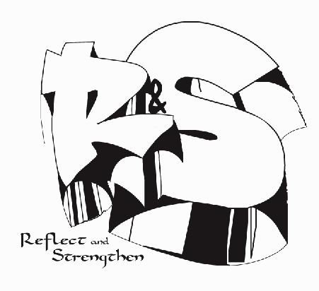 reflect and strengthen logo