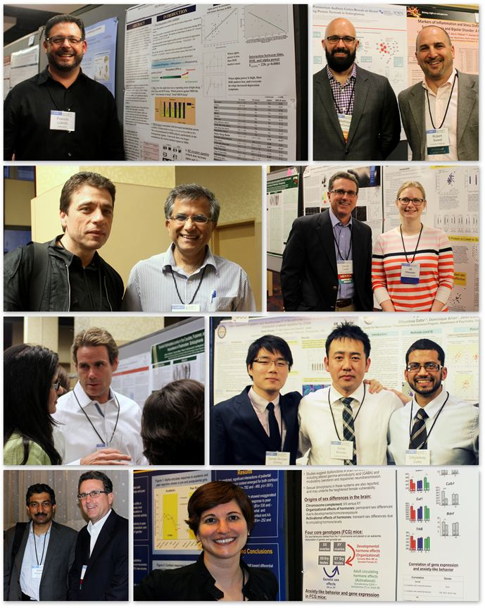 Pitt Psychiatry Faculty and Trainees at the 69th Society for Biological Psychiatry (SOBP) Annual Meeting in New York City, May 8-10 2014
