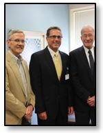 Drs. Klunk, Lewis and Kupfer