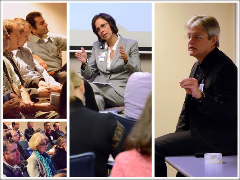Photos from the 2012 Clinician Educator Showcase