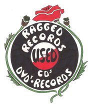 Ragged Records logo