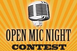 Open Mic Contest