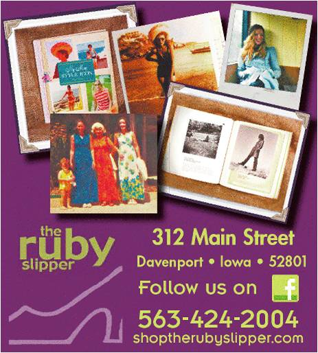 Ruby Slipper Promo