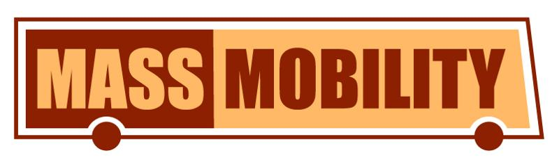MassMobility logo bus