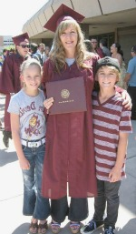 holly graduation