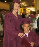tracy graduation