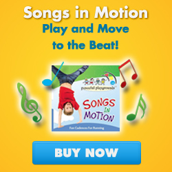 Peaceful Playgrounds Songs in Motion