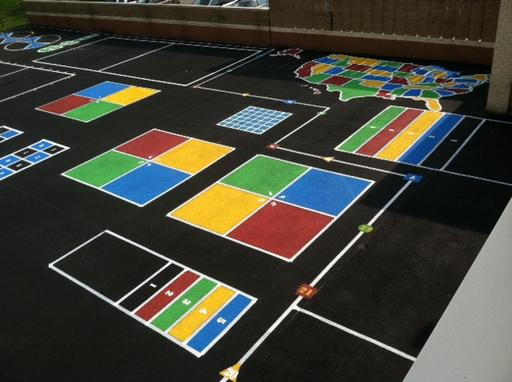 Peaceful Playgrounds Play Nice Newsletter And Grants - Playground stencils