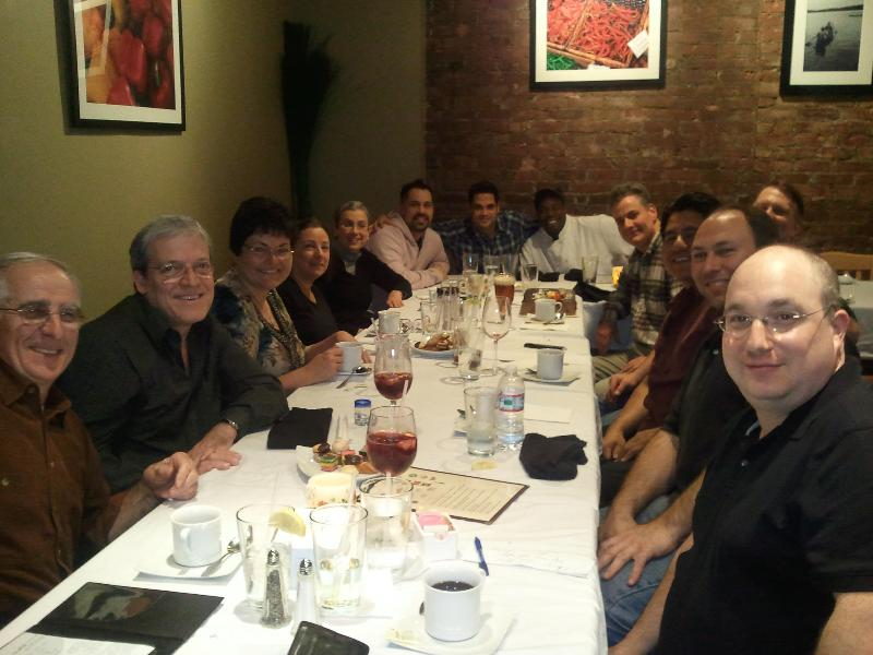 Westchester Bakers Meeting 2