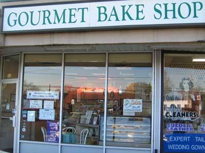 Gourmet Bake Shop