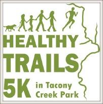 Healthy Trails 5k Tacony Creek Park TTF