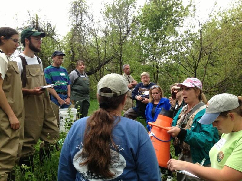 TTF Watershed Partnership Mussel Surveying