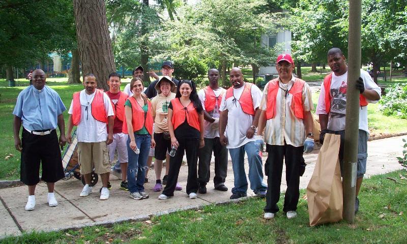 Vernon Park Volunteers