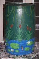 EAC Rain Barrel