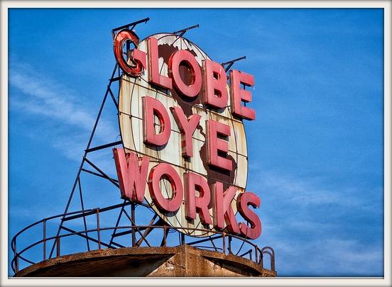 TTF Globe Dye Works