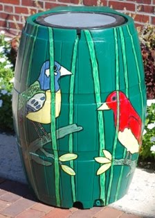 Abington EAC Rain Barrel